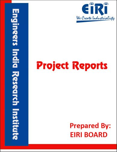 Project Report on FROZEN FRUITS AND VEGETABLES - Technology Book - project report