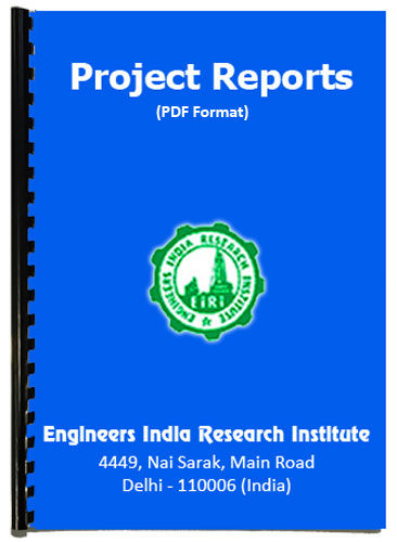 Project Report on ELECTRIC SWITCHES MANUFACTURING - Technology Book