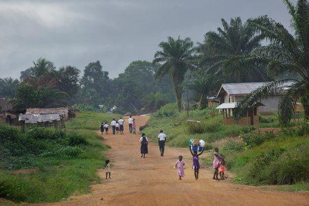 Liberia Sinoe County