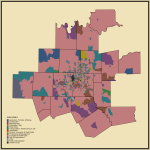 7. Prevalent Industry in Dallas-Fort Worth, TX-OK