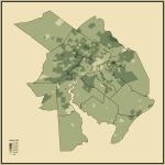 8. Median Household Income in Philadelphia-Reading-Camden, PA-NJ-DE-MD