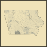 Streams and Waterbodies in Iowa