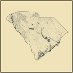 Streams and Waterbodies in South Carolina
