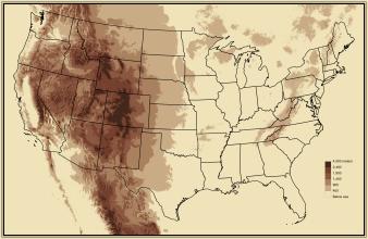 geology-elevation