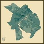 8. Median Housing Value in Philadelphia-Reading-Camden, PA-NJ-DE-MD