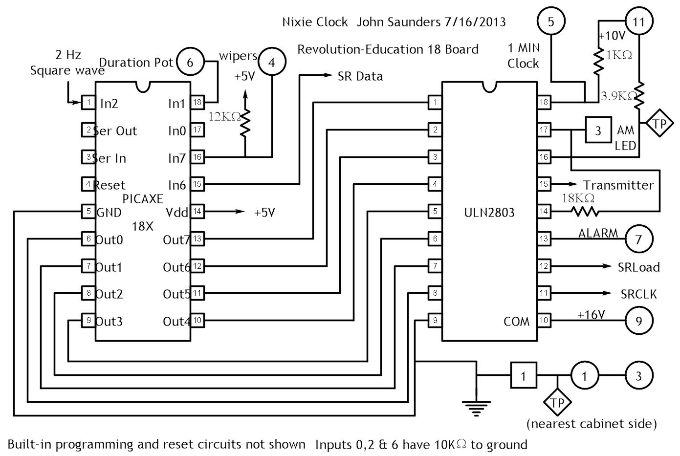 this is the processor board diagram