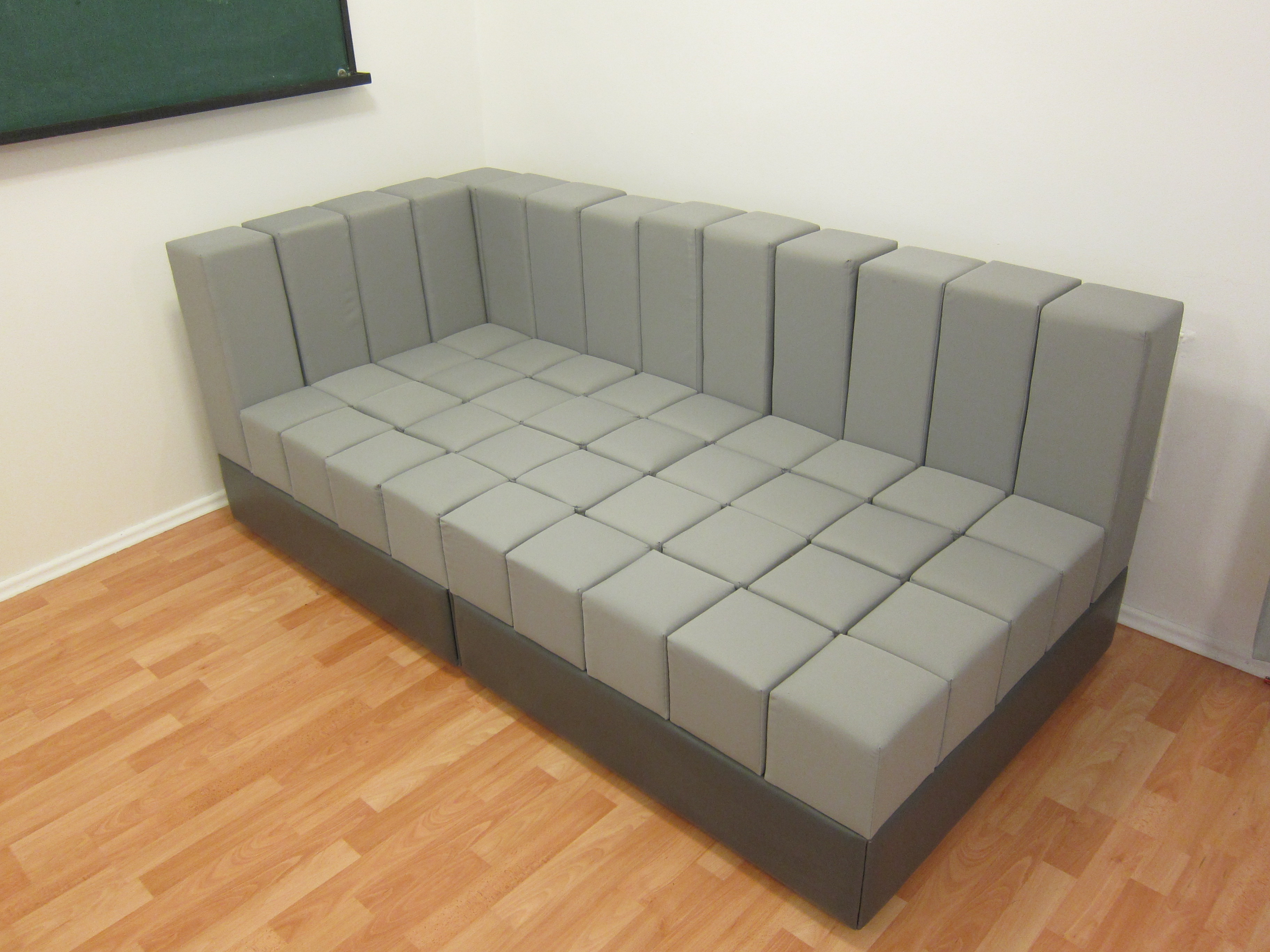 Couch Selber Bauen Cube Couch Sofa Selbstbau Only Some Projects