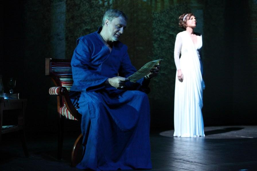 Claudia Procula și Ponțiu Pilat (punere în scenă)
