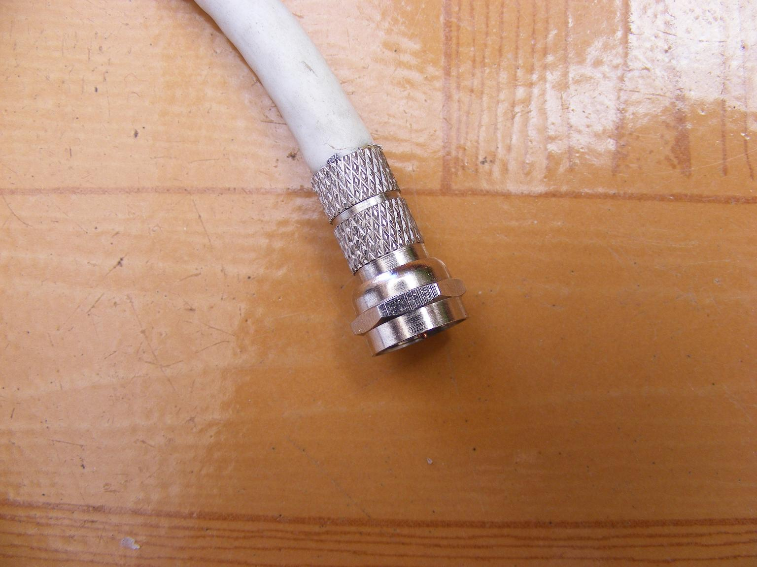 Cable Coaxial Satellite Exterieur Cable Coaxial