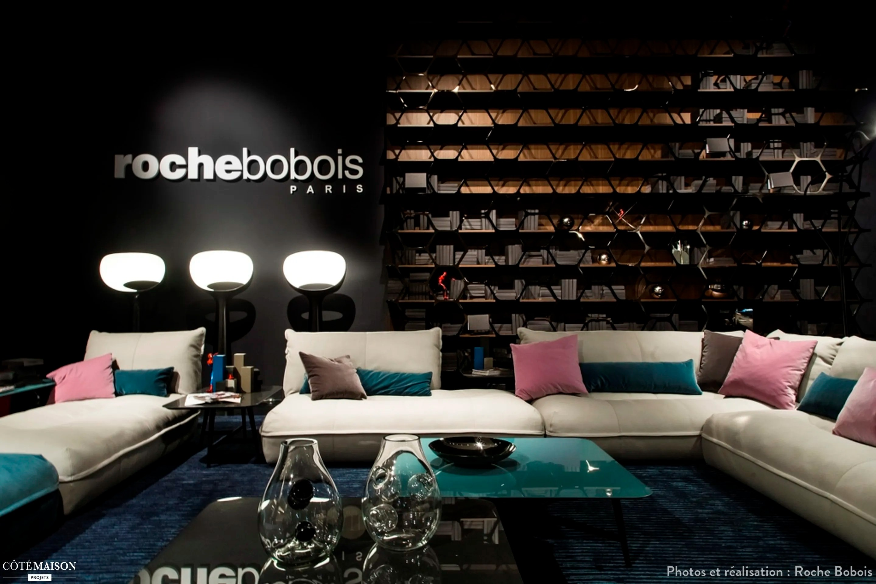 Showroom Canapé Paris Salone Del Mobile 2015 Roche Bobois Côté Maison