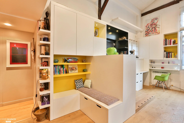 Rangement De Bureaux : Rangements bureaux meuble bureau et ordinateur pas cher but fr