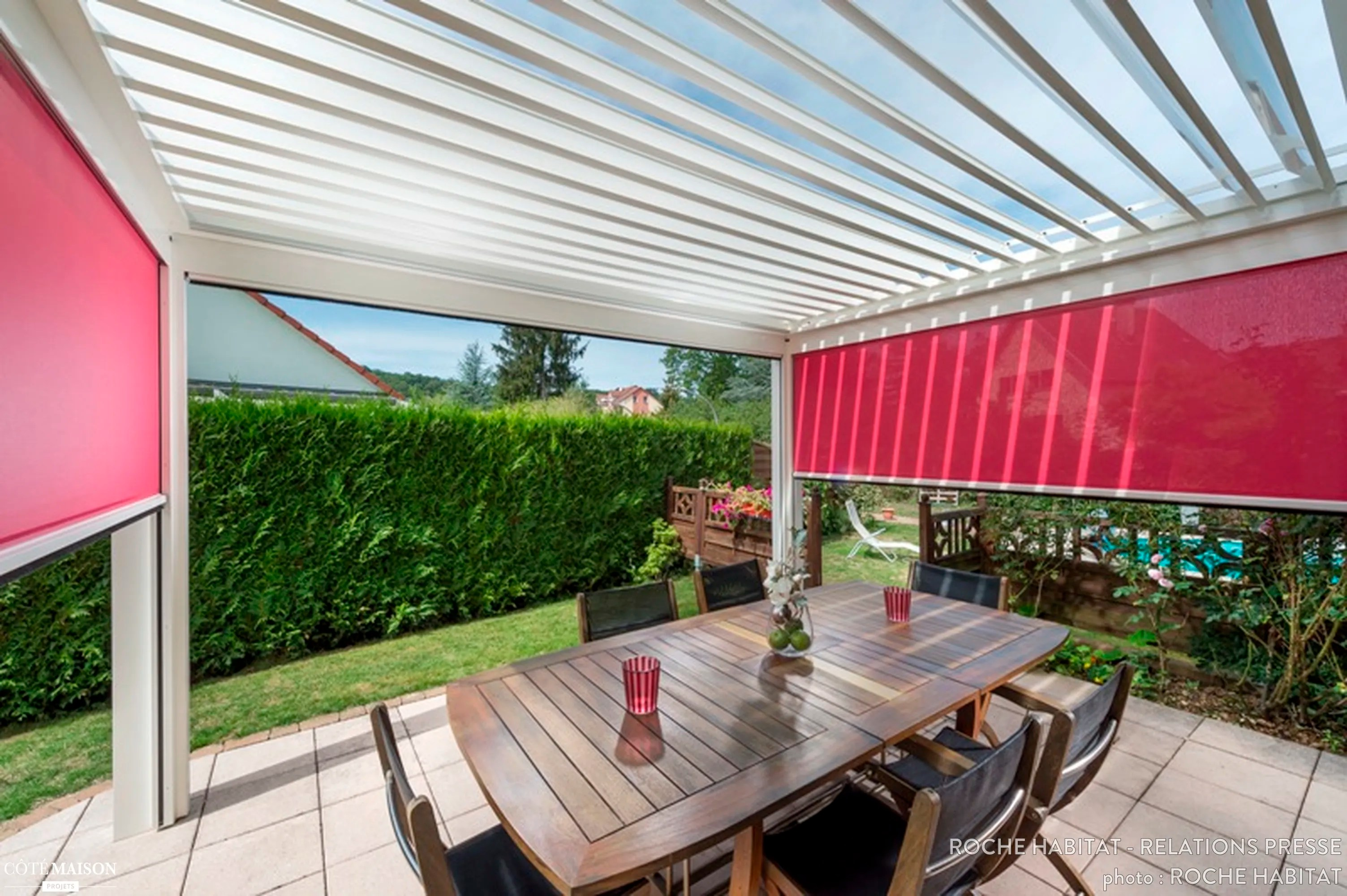 Amenagement Terrasse Tonnelle Terrasse Amenagement Terrasse Pergola Auvent Accueil