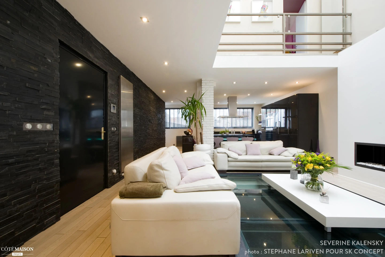 Decoration Moderne D\'interieur | Déco Intérieur Style Authentique ...