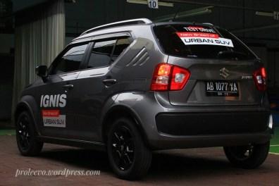 [VLOG] Test Drive Suzuki IGNIS GX, Tanjakan Patuk Gunung Kidul