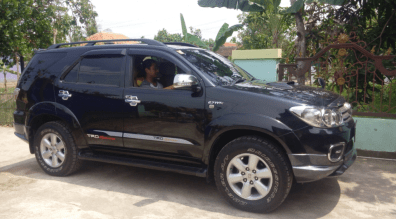 [Driving Review] Toyota Fortuner 2.7 G Matic 2008
