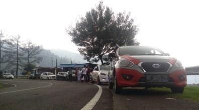Ketangguhan Datsun Go+ Diuji Tim Jelajah Nusantara 2 KDGI