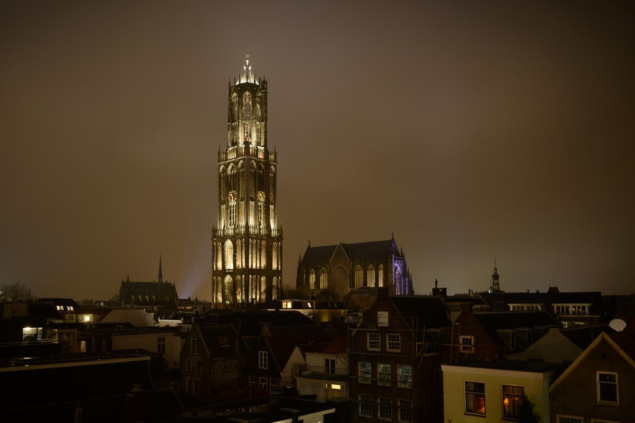 Verlichting Dom Utrecht Portfolio: Proliad Led Lighting,