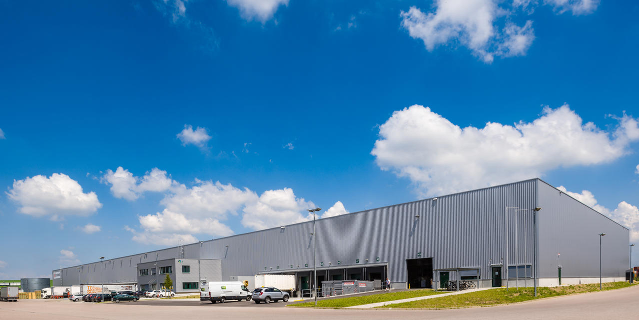 Bürobedarf Augsburg Build To Suit For Media Concept In Augsburg Germany Prologis