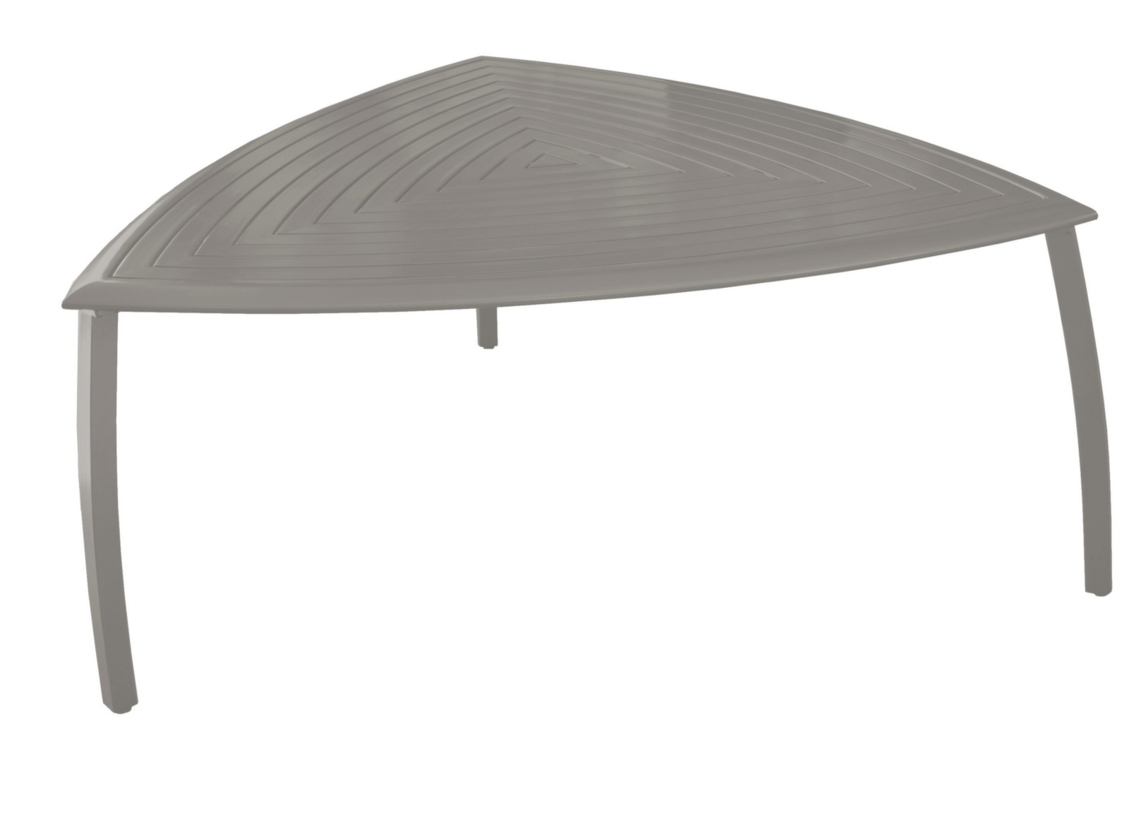 Meuble Triangle Table Azur Triangle Proloisirs Meuble De Jardin