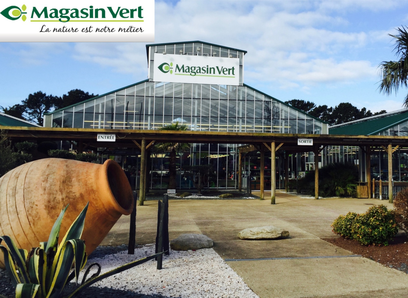 Magasin Vert Salon De Jardin Magasin Meuble Lannion. Awesome Salon De Jardin Magasin