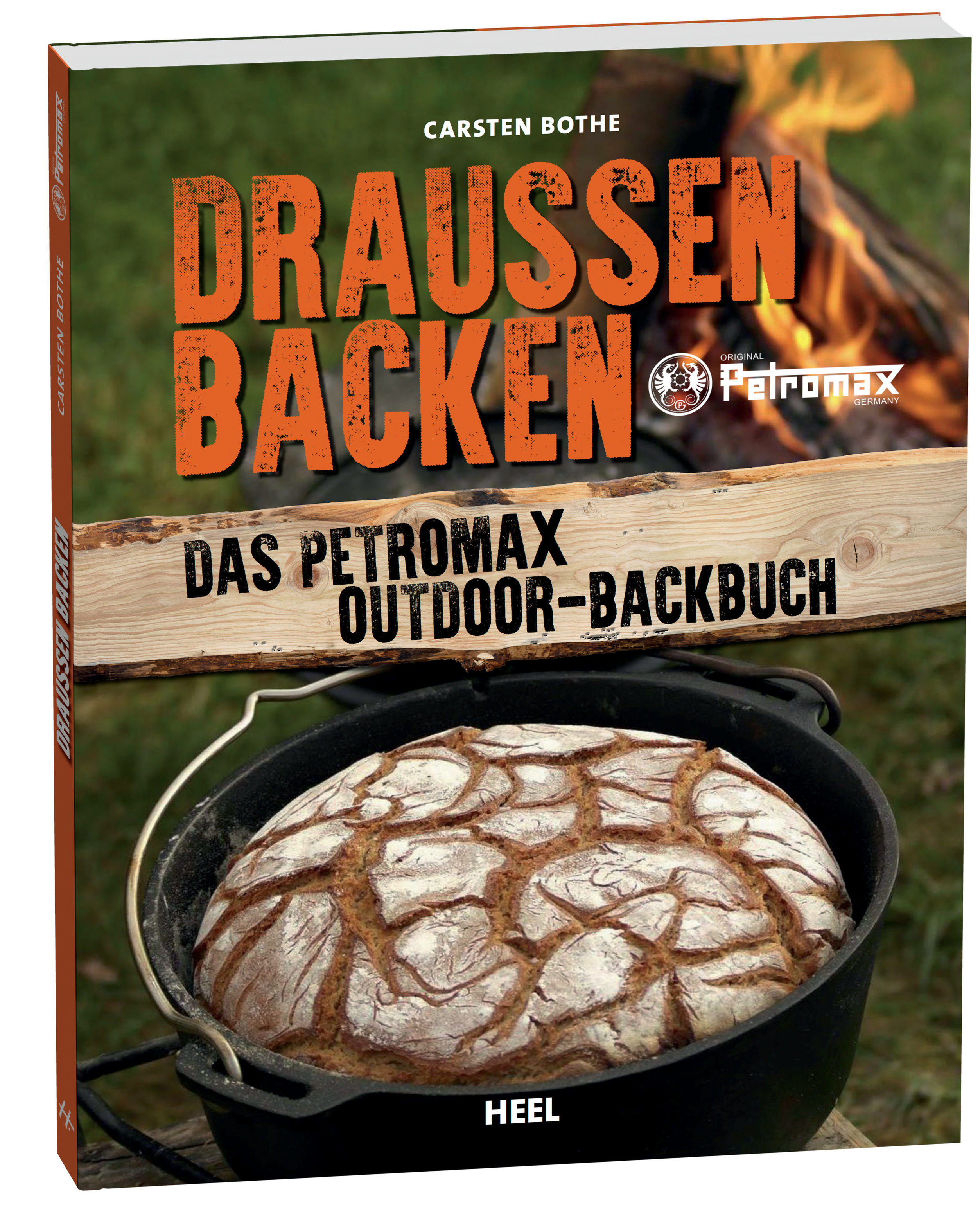 Outdoor Küche Buch Draußen Backen Das Petromax Outdoor Backbuch Event