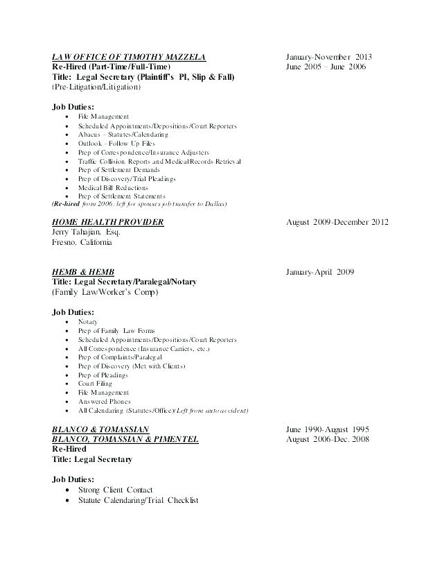 resume examples secretary \u2013 promisedesign