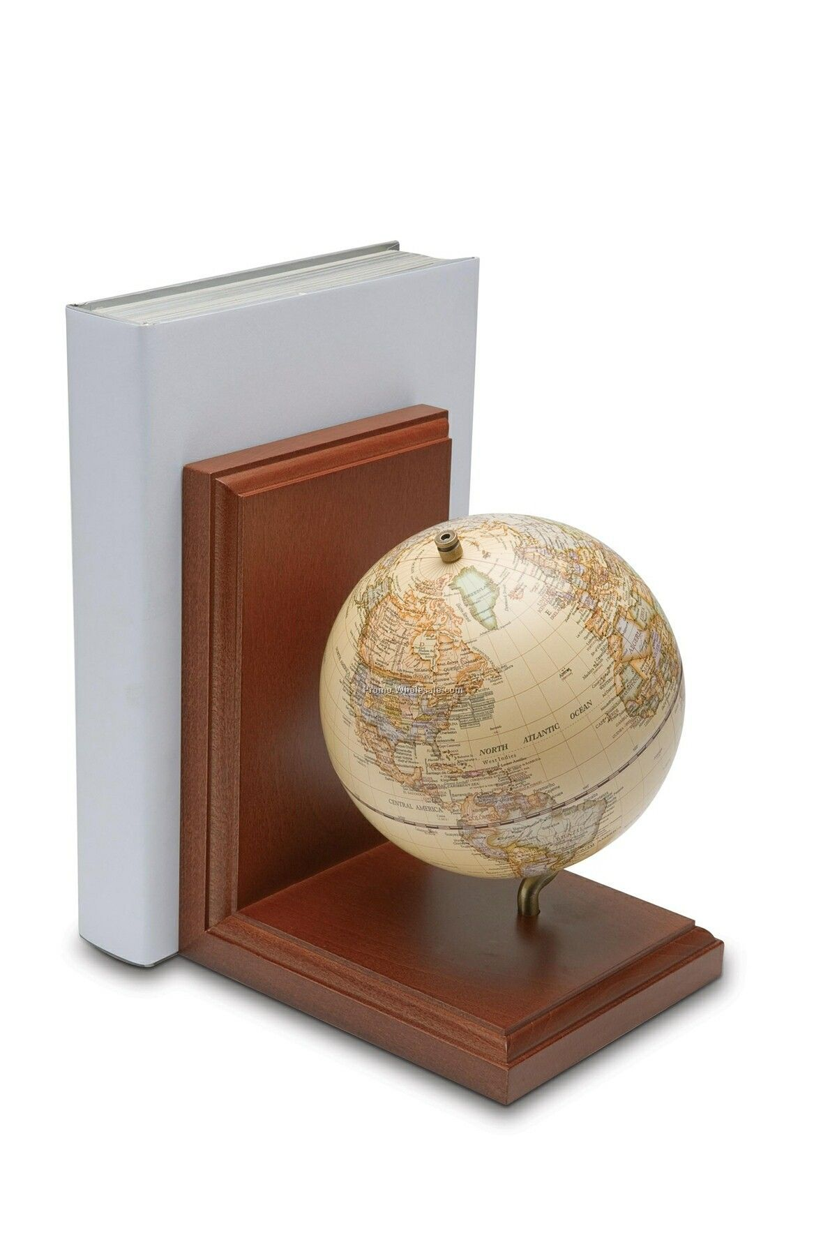 Book Holding Stand World Globe Book Holder Wholesale China