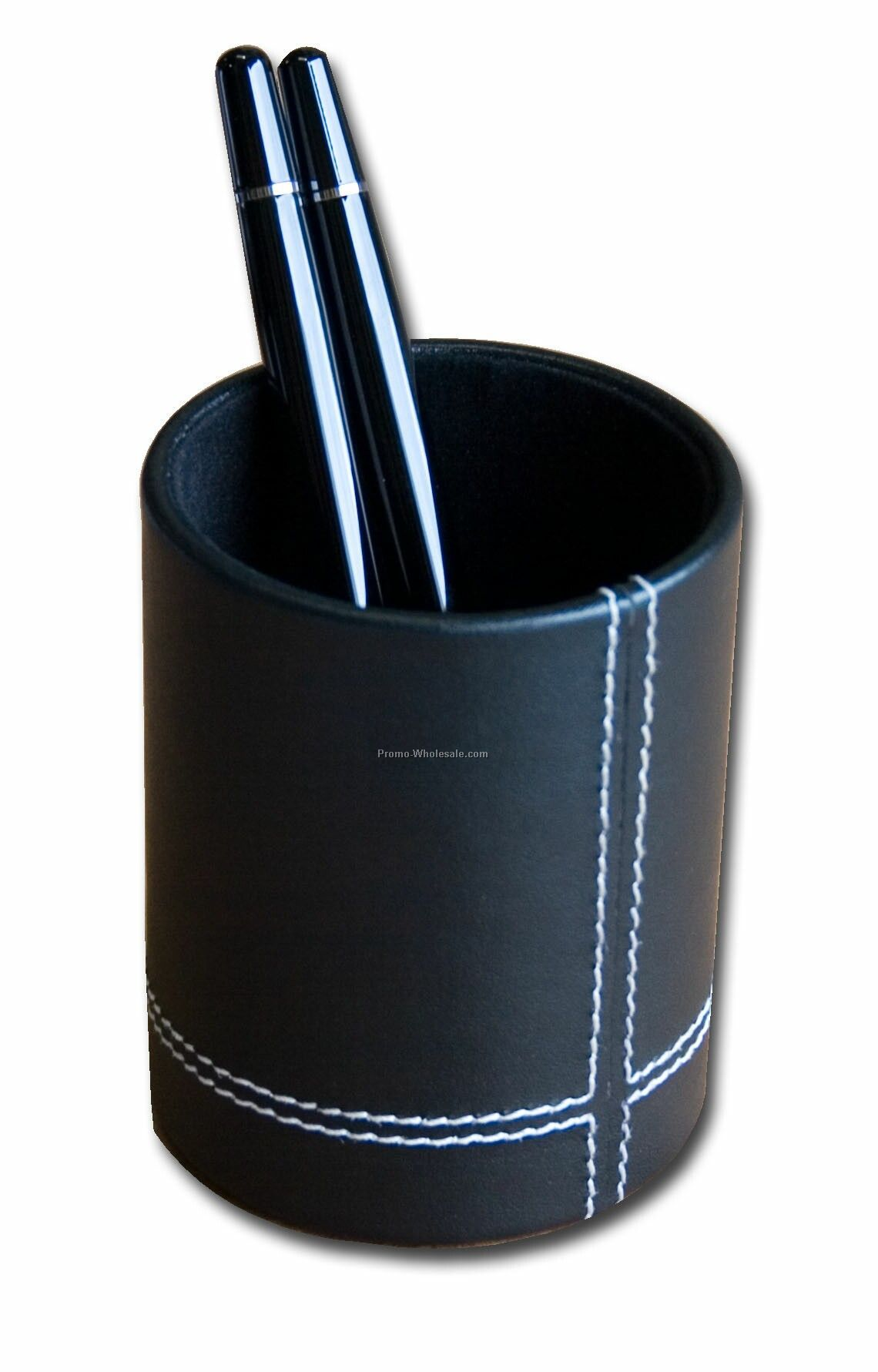 Pen Cup Holder Eco Friendly Leather Pencil Cup Wholesale China