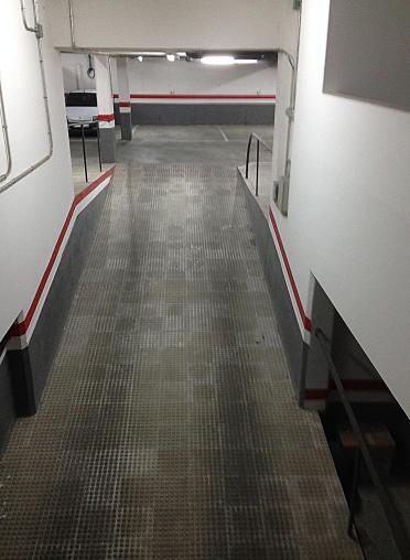 Garaje calle Rio Águeda 10, urb. El Encinar