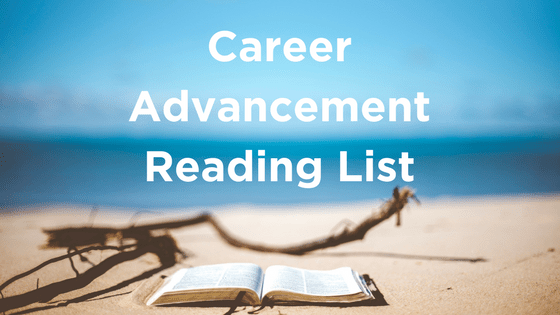 Blog Title - PP - Career Advancement Reading List