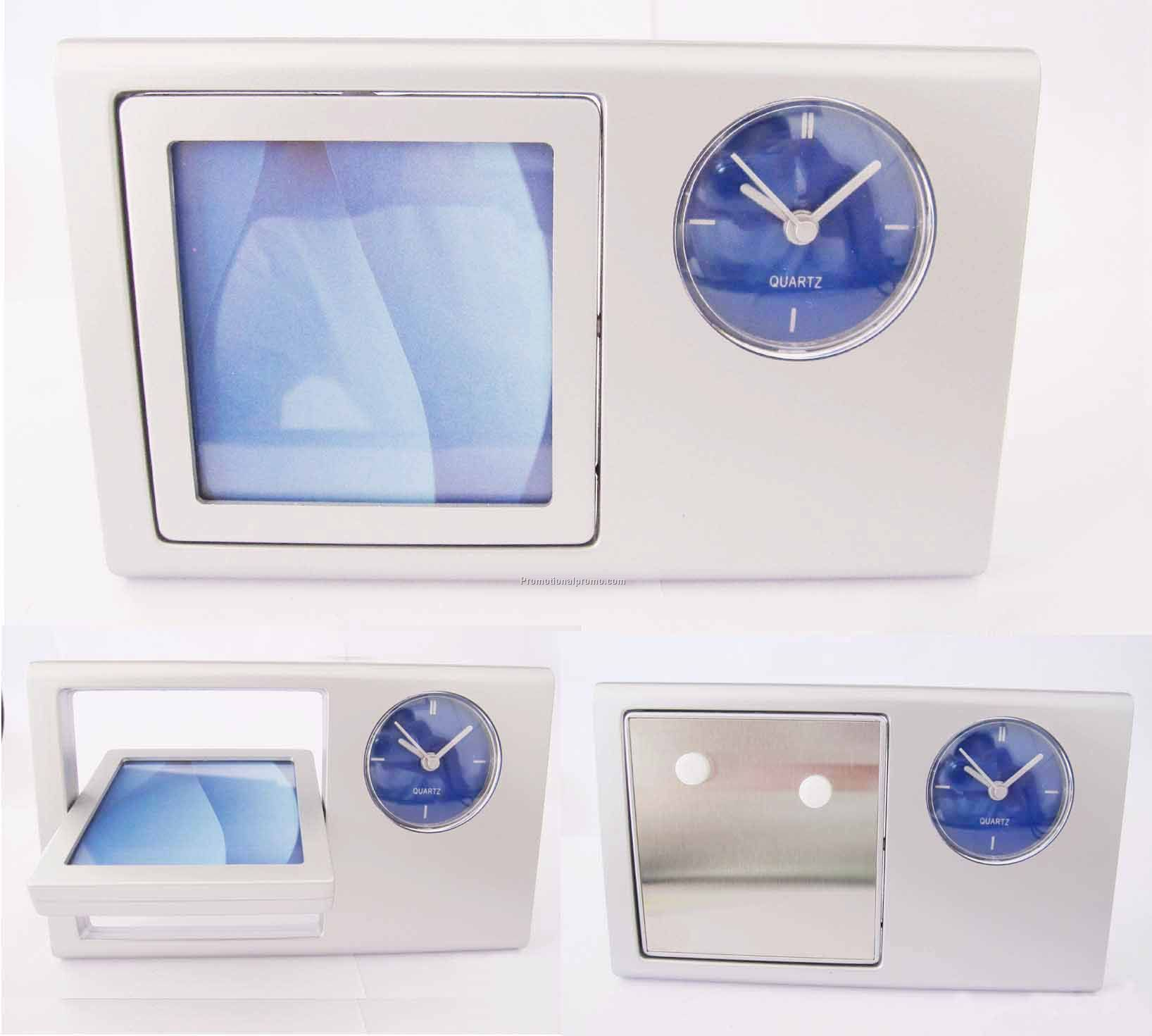 Cheap Custom Frames Online Photo Frame Clock China Wholesale Pc911306