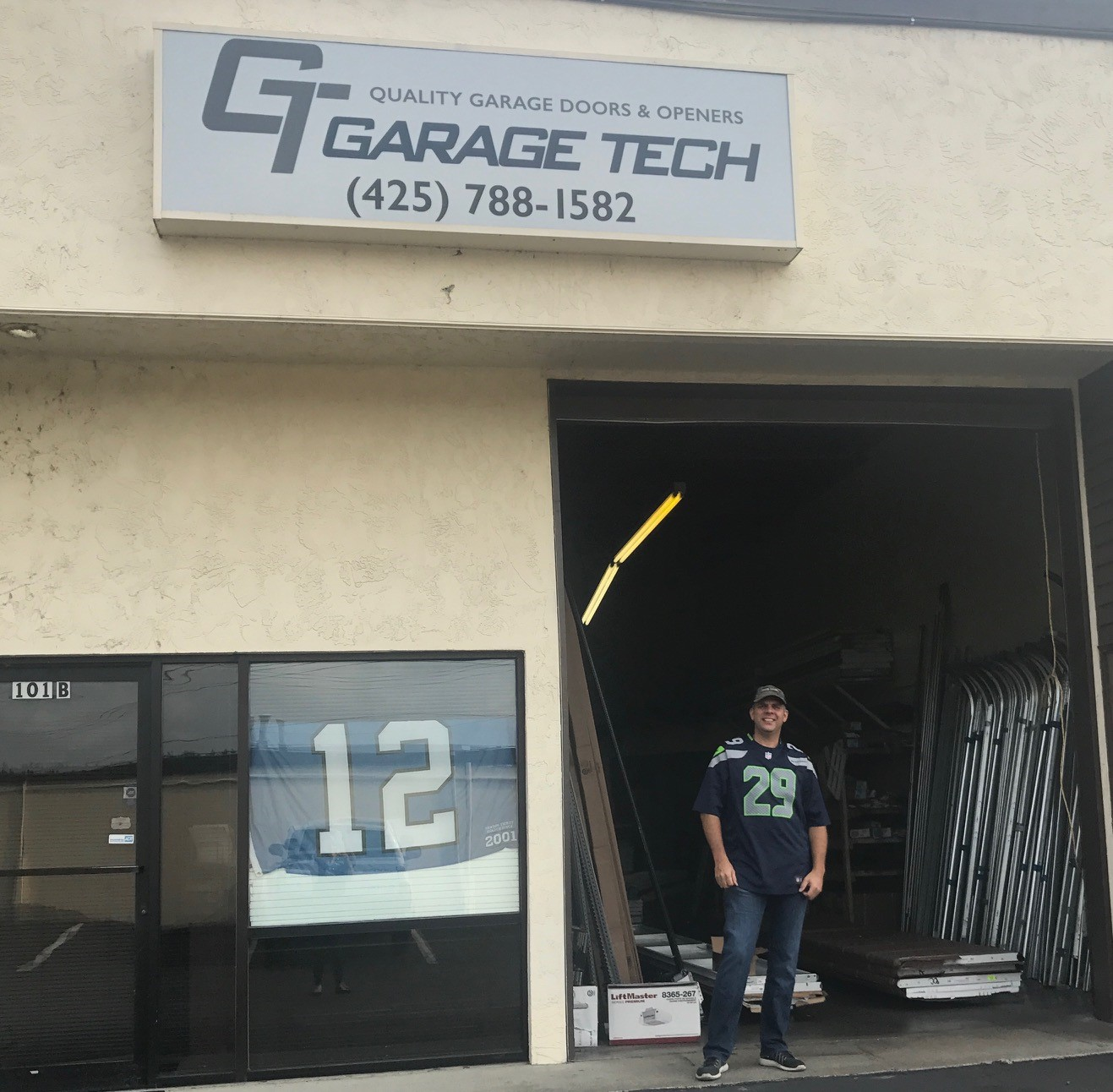 Garage Door Parts Seattle Garage Door Repair Bothell Woodinville Monroe Garage Tech