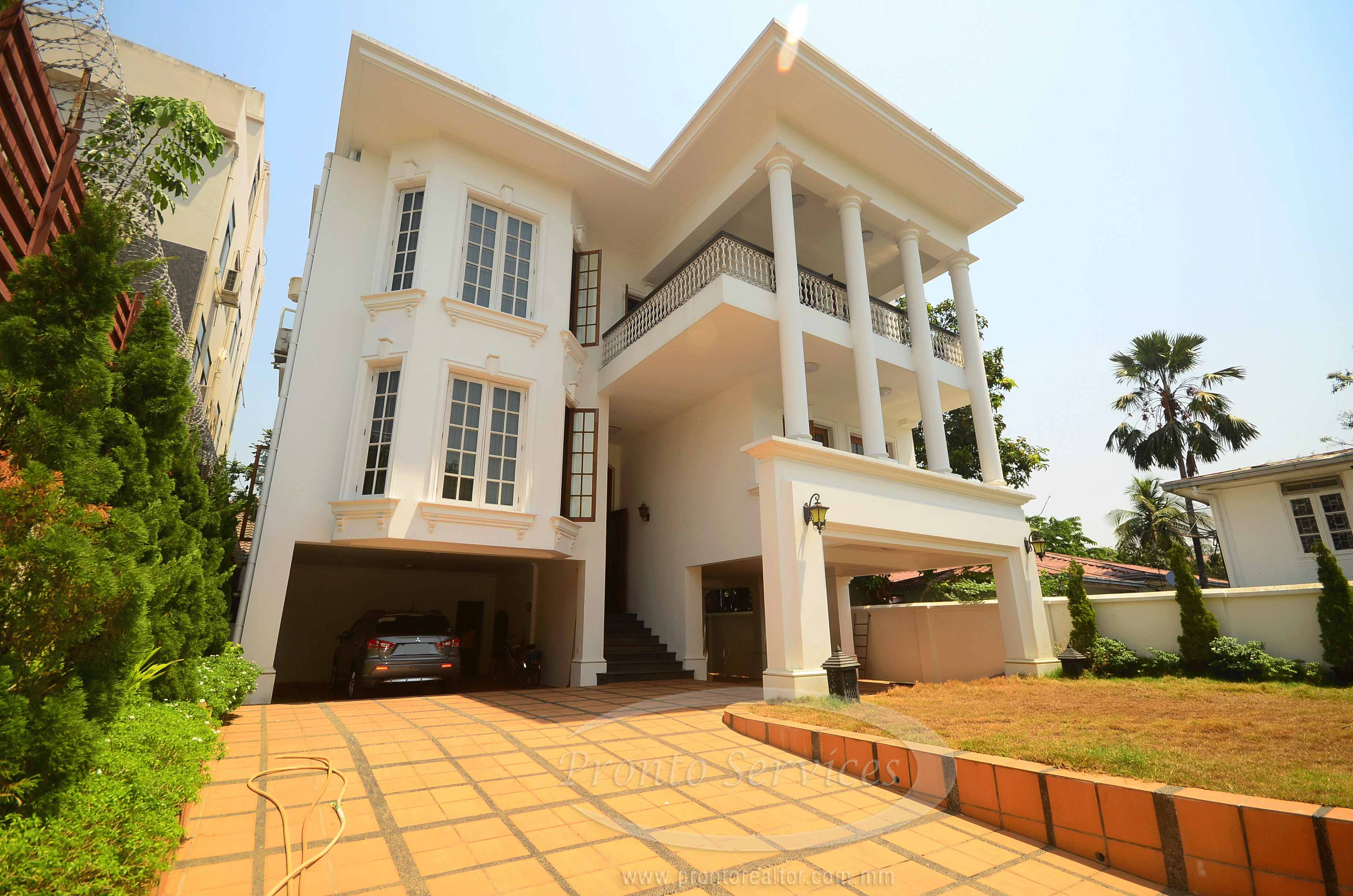 A Houses For Rent Properties For Rent In Yangon Myanmar Pronto Services