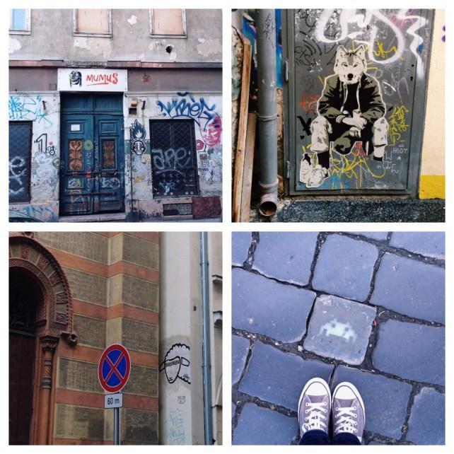 streetart in budapest