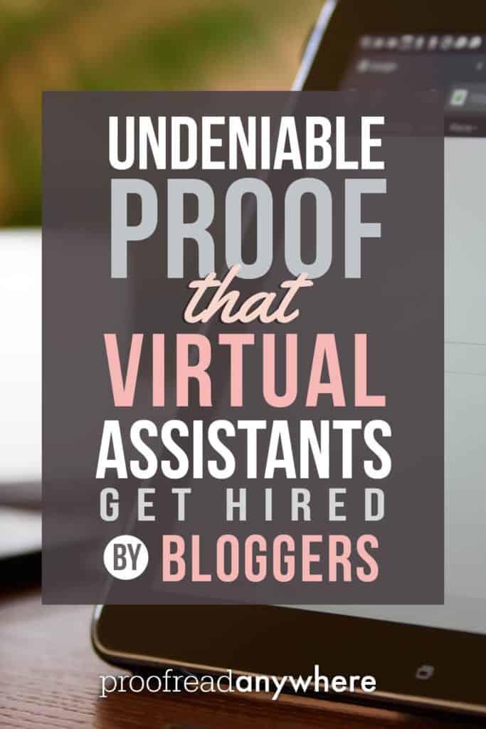 How to Make Money as a Virtual Assistant - managing editor job description
