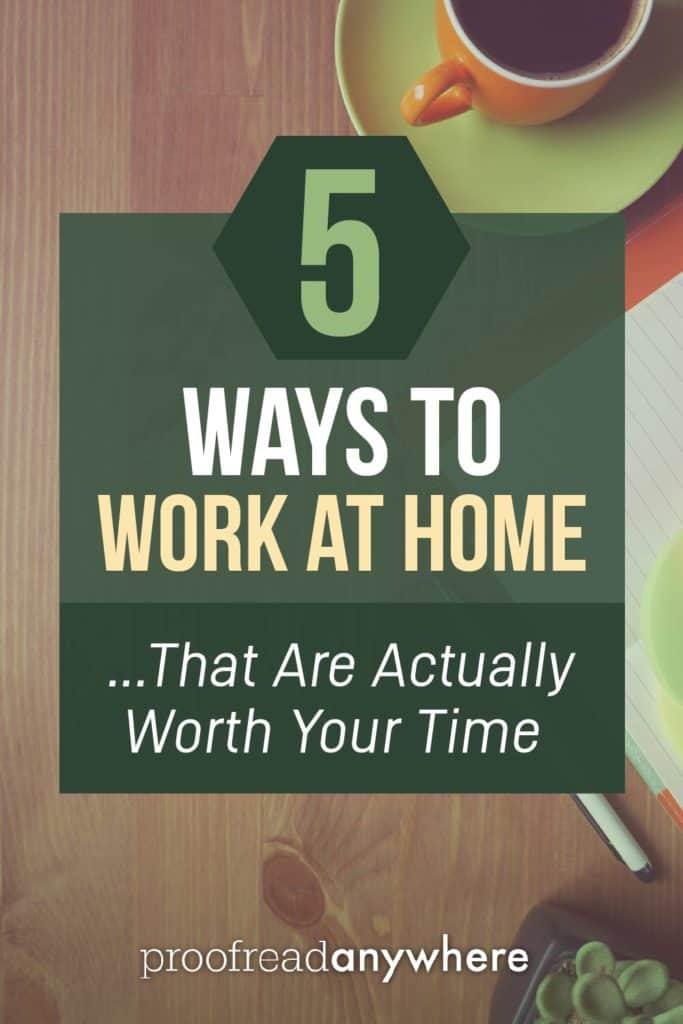 5 Ways to Work at Home that Are Actually Worth Your Time - request for time off form