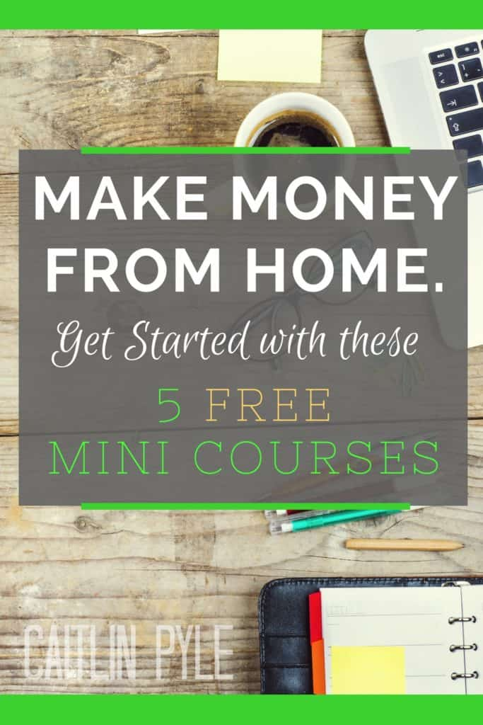 5 Ways to Work at Home that Are Actually Worth Your Time - make receipts free