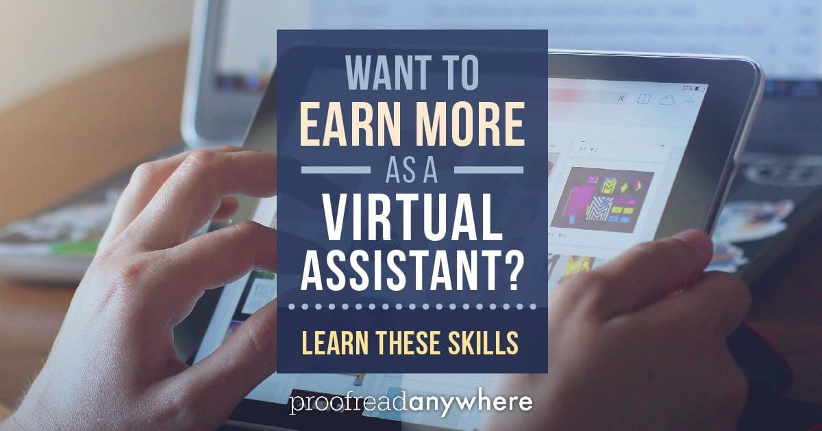 Earn More as a Virtual Assistant Why I Paid This VA More than - make my own invoice