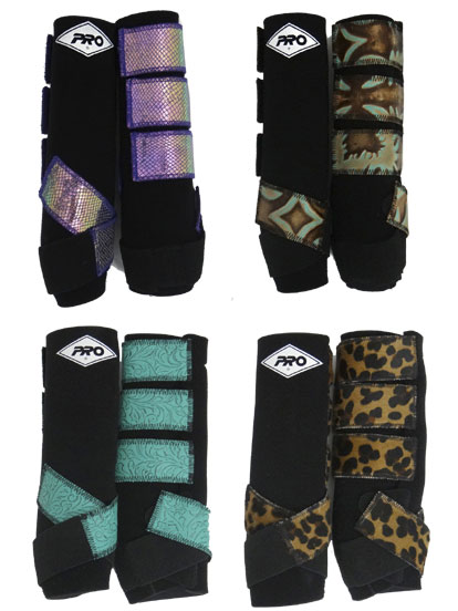Equine Boots Pro H20 Equine Sports Support