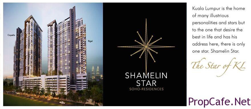 Shamelin Star SoHo Residence - The Star of KL @ Taman Shamelin (Part 2)