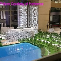 [PropCafe Facebook News] : 28 Boulevard @ Pandan Perdana Scaled Model is Ready!