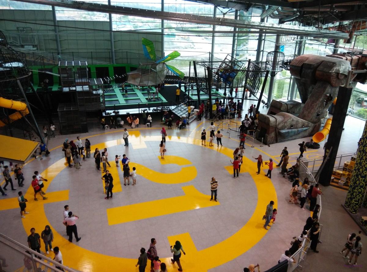 District 21 @ iOi City Mall Putrajaya