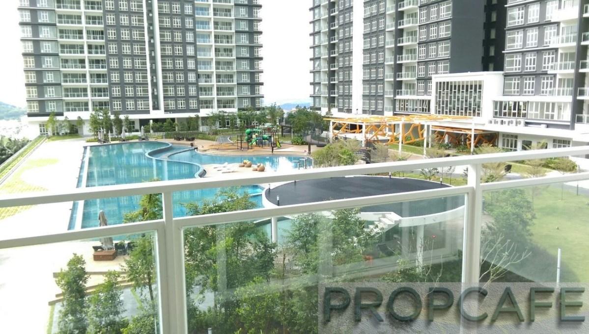 Damansara Foresta 360 degree view