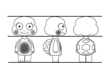Character sheet - Toby
