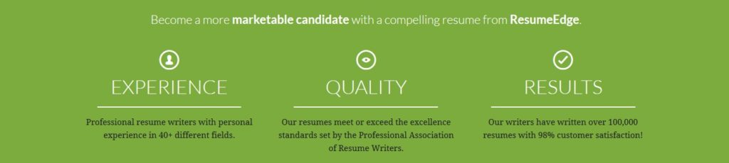 ResumeEdge Review (53/10) - ProperResumes - resume edge