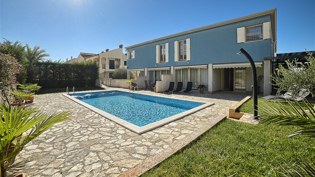 Banjole Croazia House With Pool For Sale Banjole Medulin