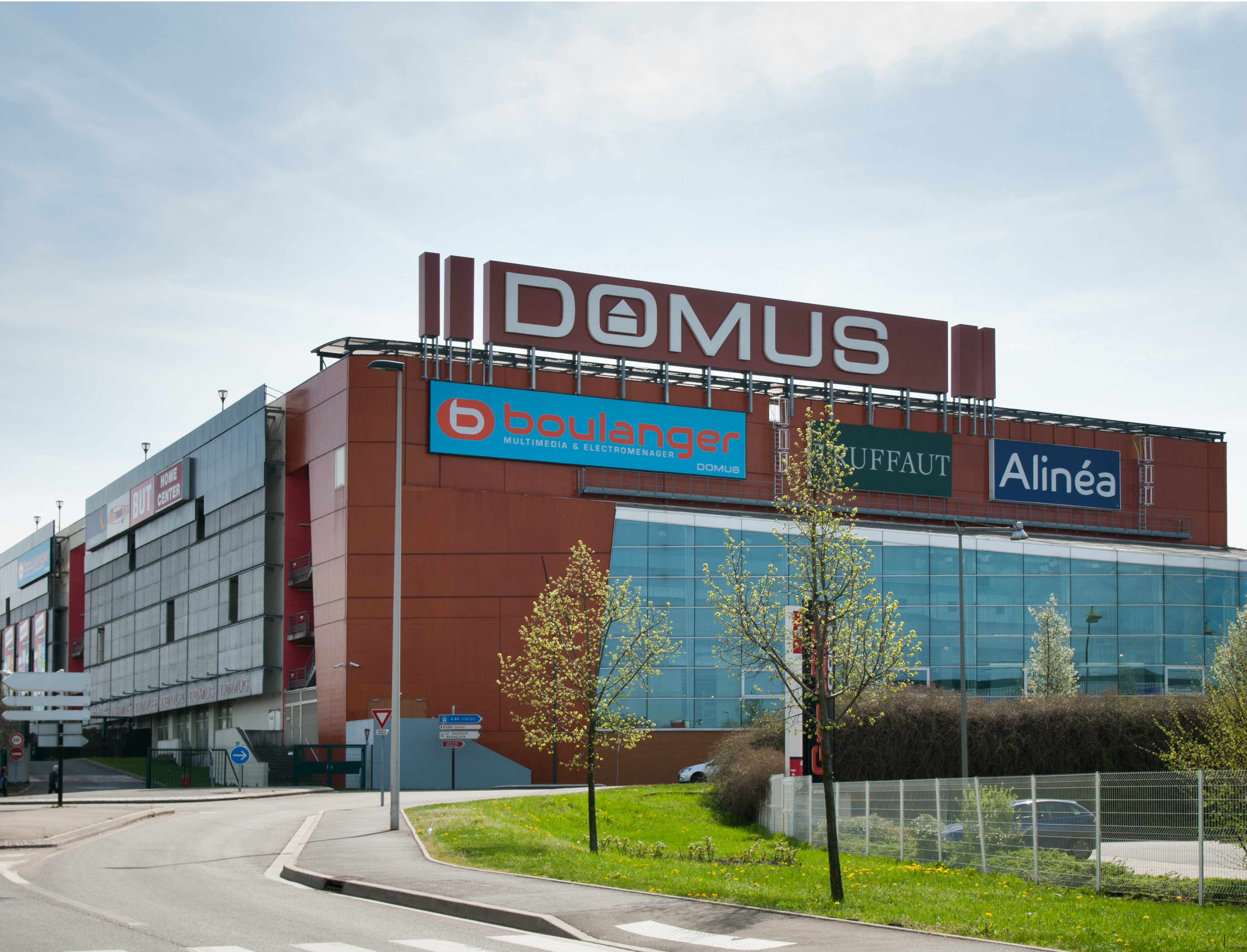 Domus Rosny Catalyst Acquires Paris Shopping Centre For M Propertyeu