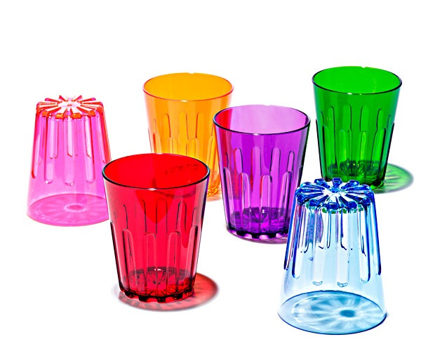 Trinkbecher Mit Deckel Sunglass Plastic Tumblers - Property Furniture