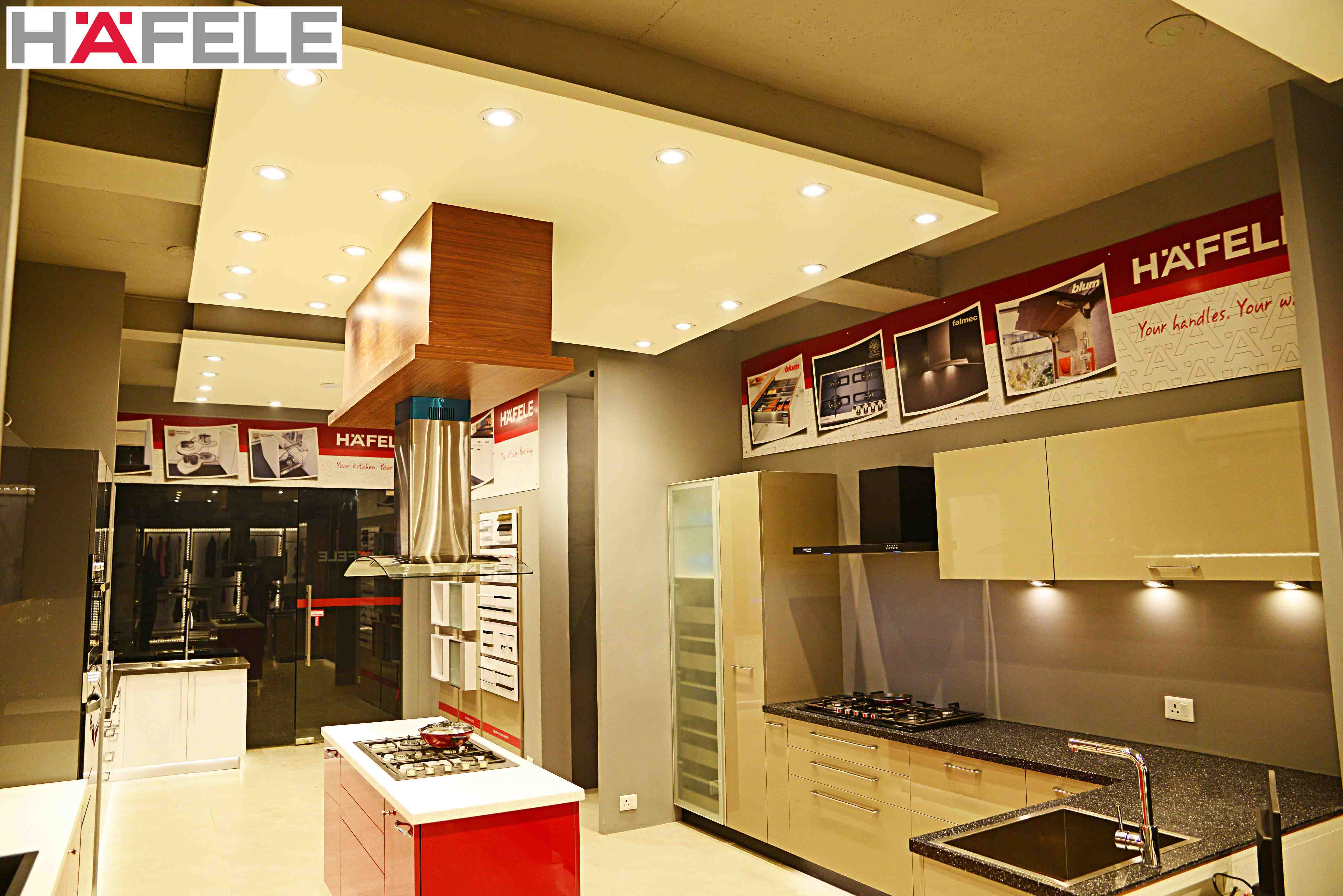 Kitchen Design Online Shopping India Häfele Launches Zara E Shop In Noida Property News For You
