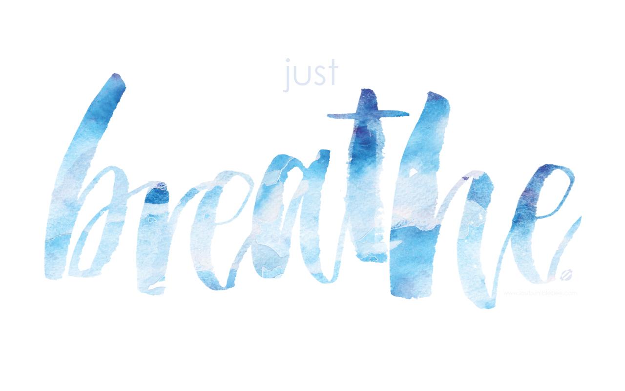 Scripture Quotes Desktop Wallpaper Breathe In My Spirit Prophetic Light Prophecies